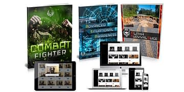 Alphanation Combat Fighter | Discover the hand-to-hand fighting system...