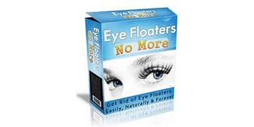 Eye Floaters No More - Get Rid Of Eye Floaters Easily by Daniel Brown