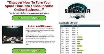 Simple Wifi Profits Review – Does It Help You Earn From Affiliate Marketing?