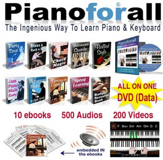 pianoforall, All Best Reviews