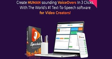 Speechelo Honest Review | No.1 Text To Human Voice Tool‎