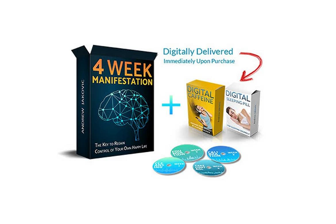4 Week Manifestation Review – Does It Really Work?