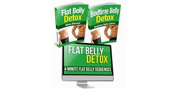 Flat Belly Detox by Josh Houghton
