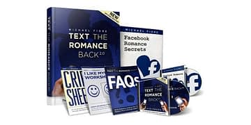 Text the Romance Back 2.0 Review: Mike Fiore Full