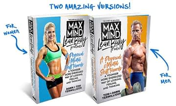Max Mind Lean Body + Mega Bonus Package - The Over 40 Solution